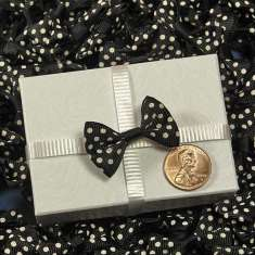 Black Itty Bitty Bows: click to enlarge