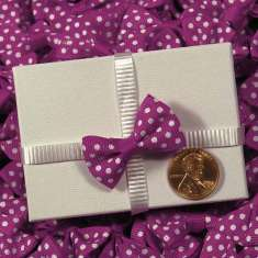 Fuchsia Itty Bitty Bow: click to enlarge