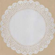 Antique Doily: click to enlarge