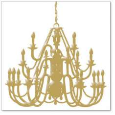 Gold Grand Chandeliers: click to enlarge