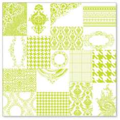 Lime ATC Patchwork: click to enlarge
