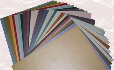 Mica/Metallic Cardstock Package: click to enlarge