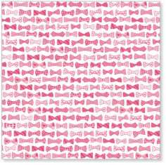 Pink Bow Ties: click to enlarge