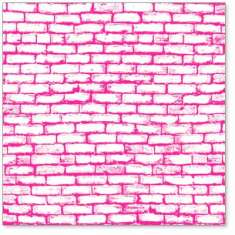 Pink Brickwall: click to enlarge