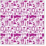 Magenta Home Decor